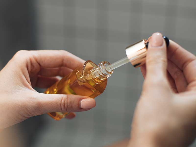 Cosmetics formulation - Antiage serum