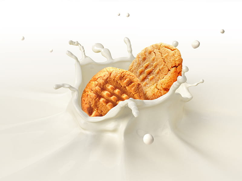 Biscuit - boost the protein content at an optimum cost leve