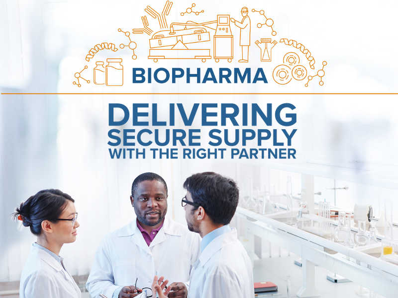 Biopharma solutions from Roquette