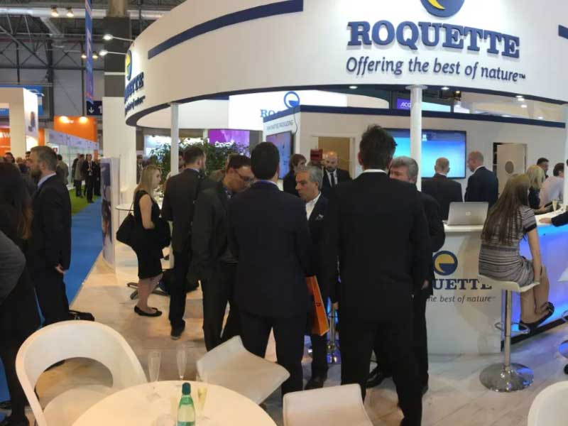 Roquette at CPhI Worlwide 2018