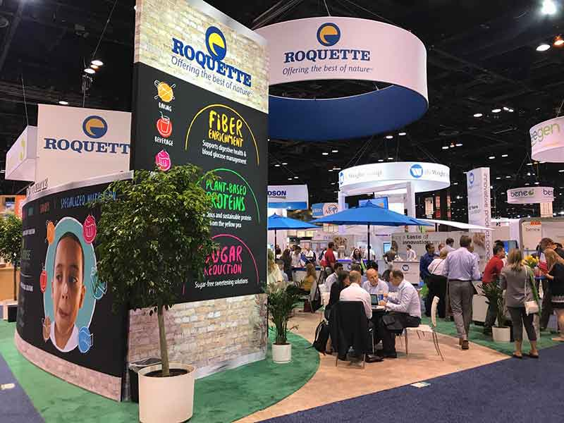Roquette at IFT 2018 USA