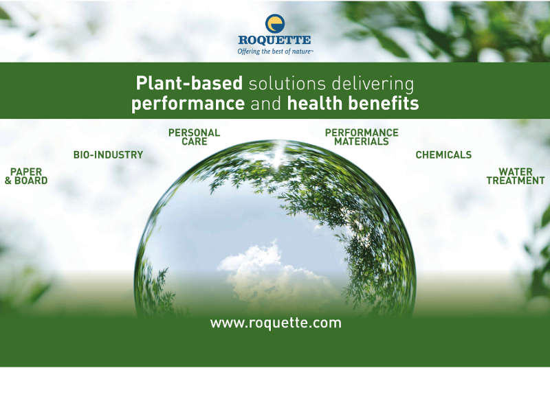 Plant-based solutions delivering performance and health benefits!