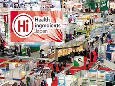 Meet Food team at Health Ingredients Japan in Tokyo in October