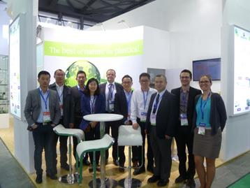 Roquette attended ChinaPlas exhibition in Shanghai