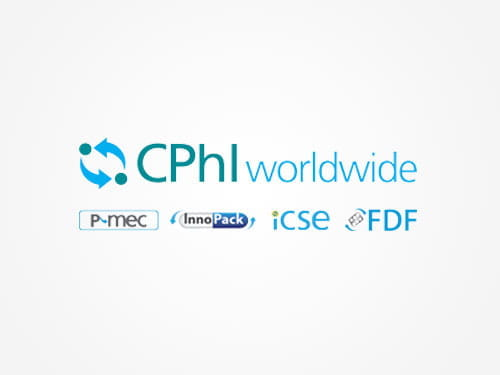 Roquette back from CPhI worldwide 2016